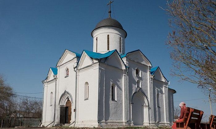 Успенская церковь Клина