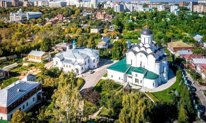 Успенский Княгинин монастырь во Владимире