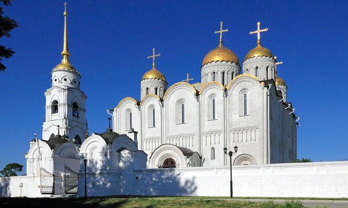 Успенский собор Владимира в России