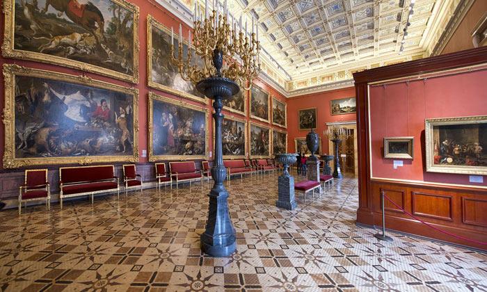 Искусство Фландрии в Эрмитаже