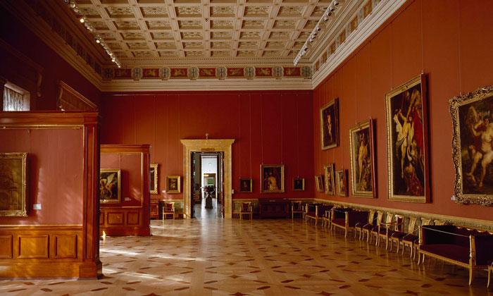 Картины Рубенса в Эрмитаже