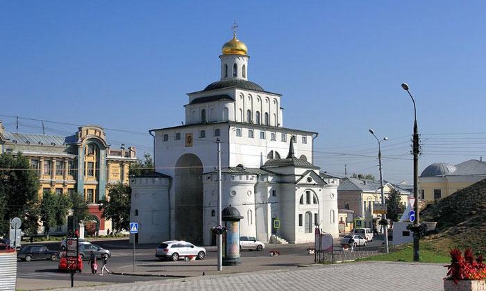 Золотые ворота Владимира в России