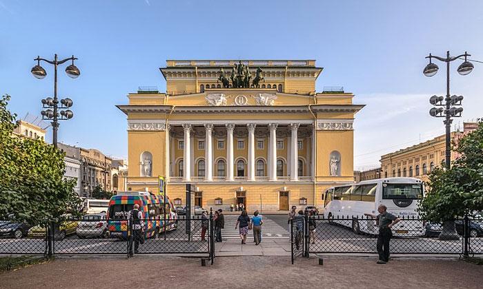 Александринский театр Санкт-Петербурга