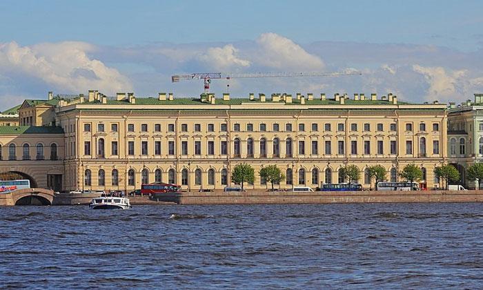 Большой Эрмитаж Санкт-Петербурга