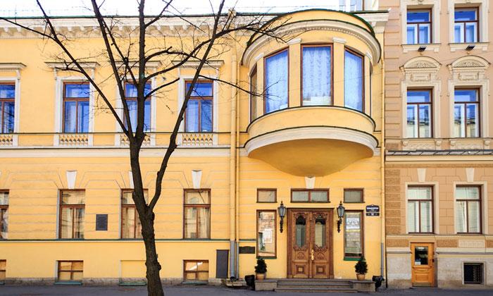 Дом архитекторов в Санкт-Петербурге