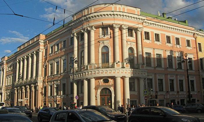 Дом Чичерина в Санкт-Петербурге