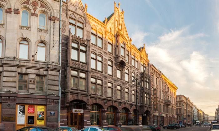 Торговый Дом Фаберже в Санкт-Петербурге