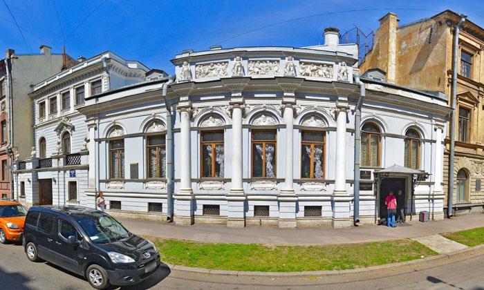Союз композиторов в Санкт-Петербурге