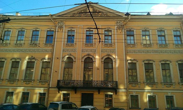 «Дом Пиковой дамы» в Санкт-Петербурге