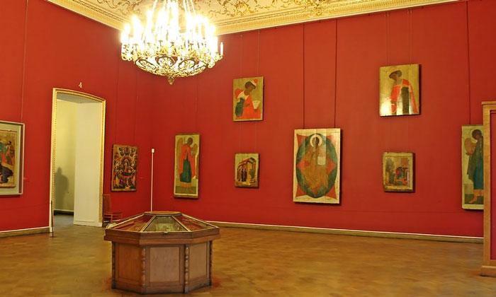 Древняя Иконопись Русского музея