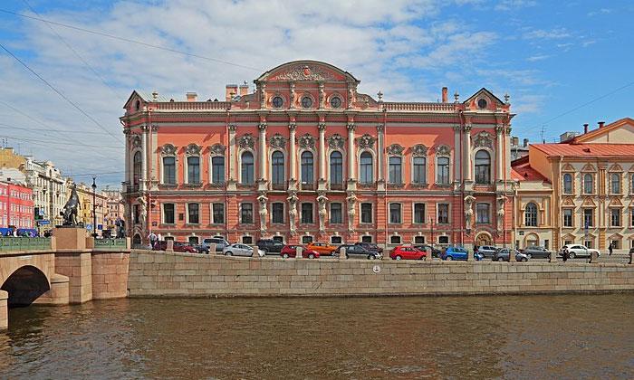 Дворец Белосельских-Белозерских в Санкт-Петербурге