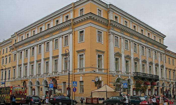 Филармония Шостаковича в Санкт-Петербурга