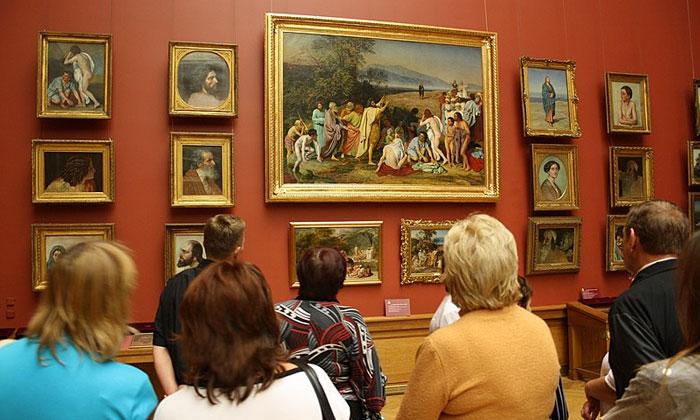 Картины Иванова в Русском музее