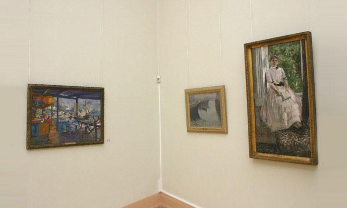 Картины Коровина в Русском музее