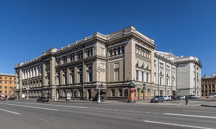 Государственная Консерватория в Санкт-Петербурге