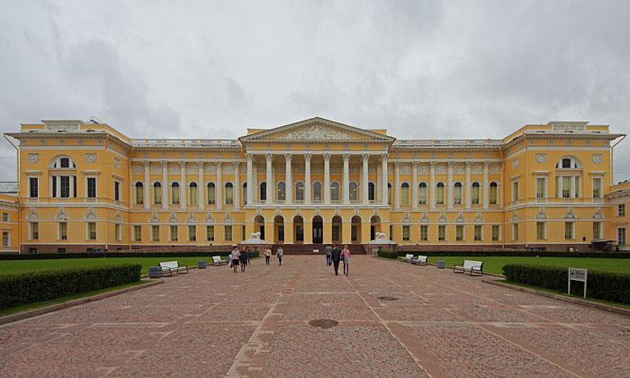 Михайловский дворец Санкт-Петербурга