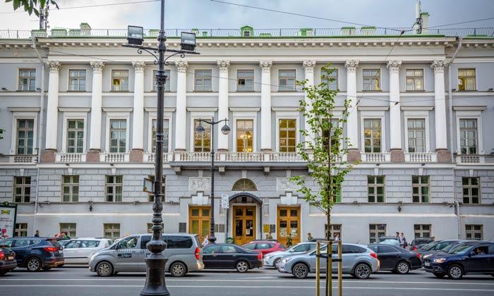 Музей политической полиции России в Санкт-Петербурге