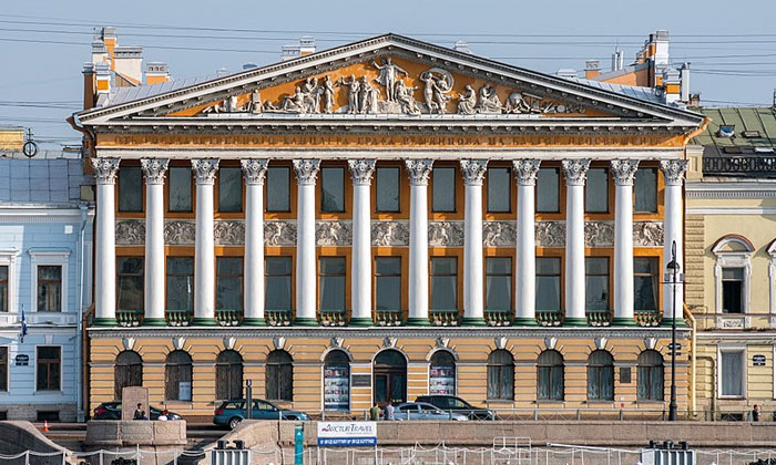 Особняк Румянцева в Санкт-Петербурге