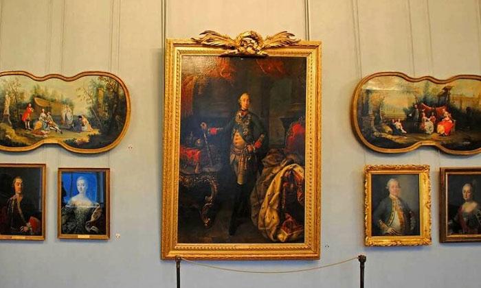 Портрет Петра III в Русском музее