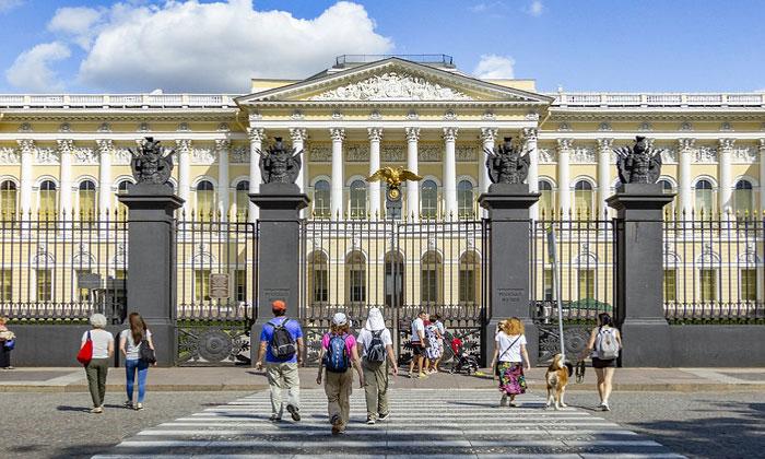 Государственный Русский музей (Михайловский дворец)