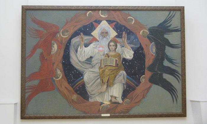 Современная Иконопись Русского музея