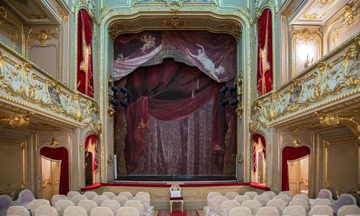 Театр Юсуповых в Санкт-Петербурге