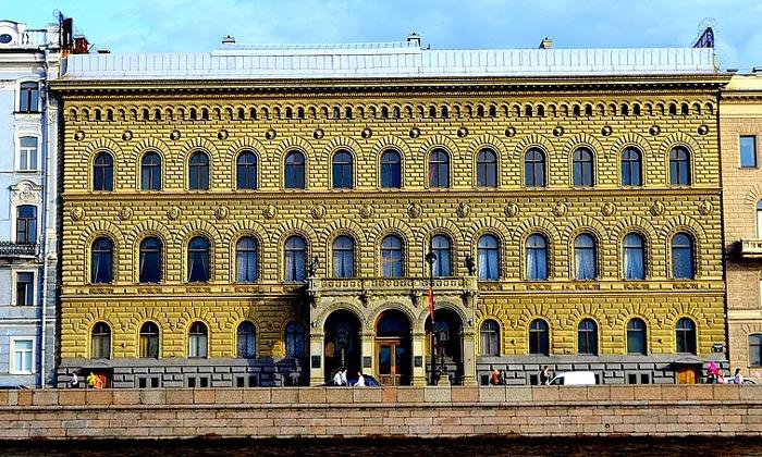 Владимирский дворец в Санкт-Петербурге