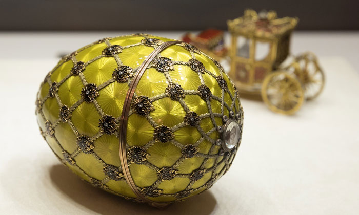 Яйцо «Коронационное» в Санкт-Петербурге