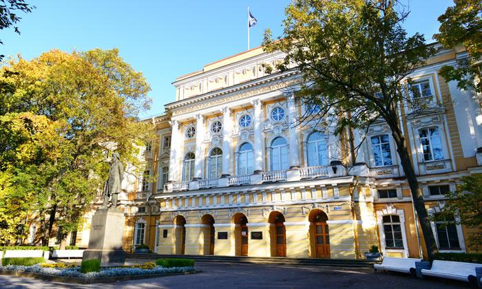 Педагогический университет Герцена в Санкт-Петербурге
