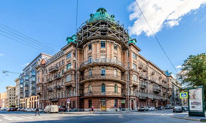 Башня Иванова в Санкт-Петербурге