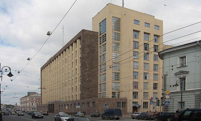 Большой дом в Санкт-Петербурге