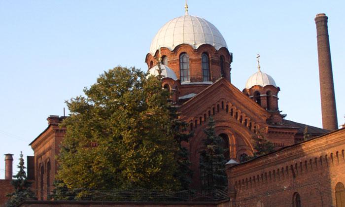 Церковь Невского в Крестах Санкт-Петербурга