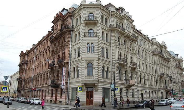 Дом Мурузи в Санкт-Петербурге