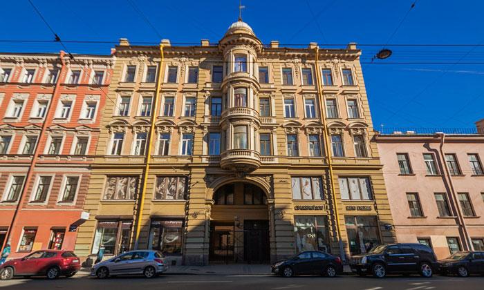 Дом Распутина на Гороховой улице Санкт-Петербурга