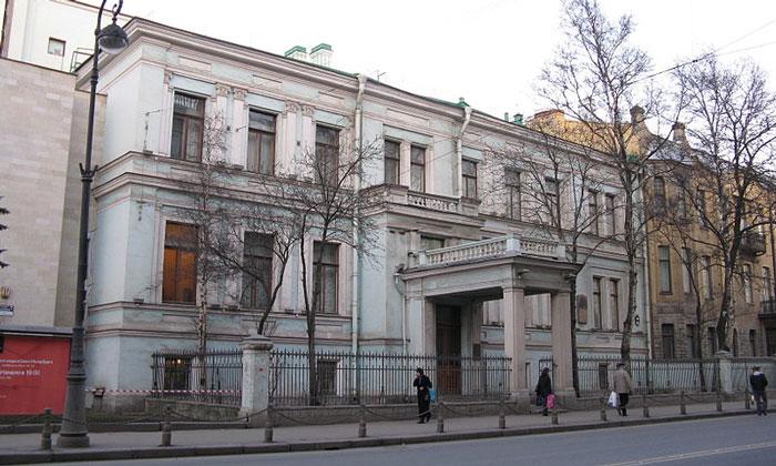 Дом Витте в Санкт-Петербурге
