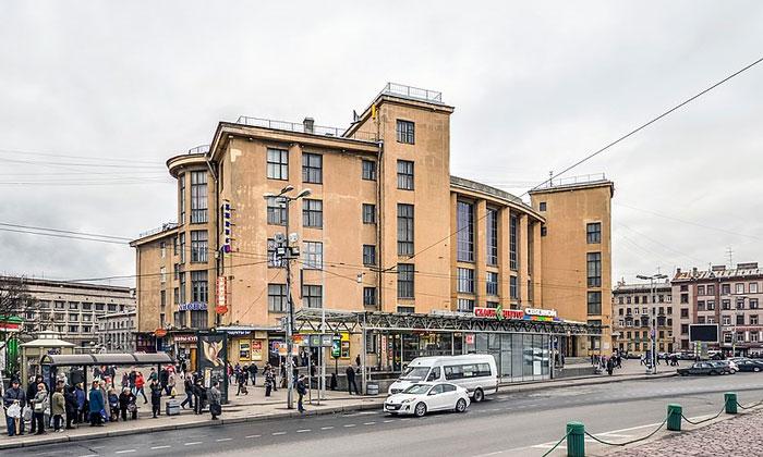 Дворец культуры Горького в Санкт-Петербурге