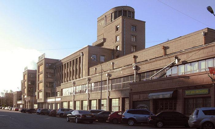 Дворец культуры Кирова в Санкт-Петербурге