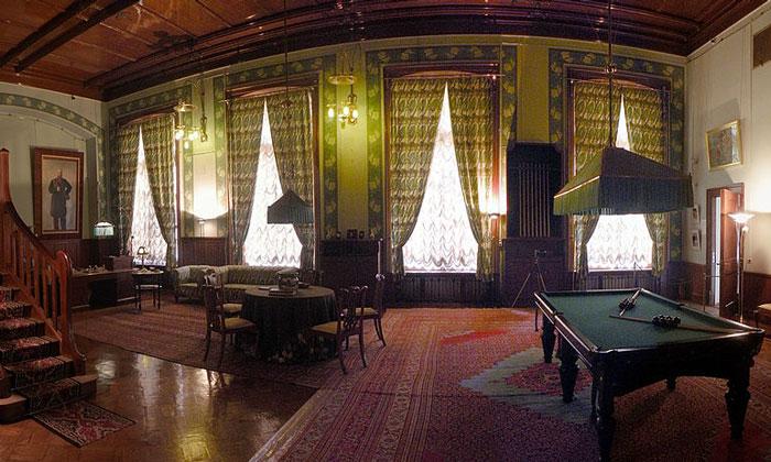 Гостиная Александровского дворца в Царском Селе
