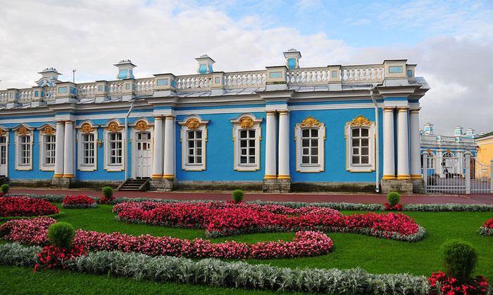 Гостиница «Екатерина» в Царском Селе