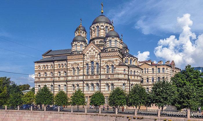 Свято-Иоанновский женский монастырь в Санкт-Петербурге