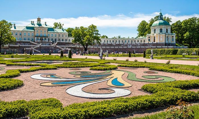 Красоты Меншиковского дворца в Ораниенбауме