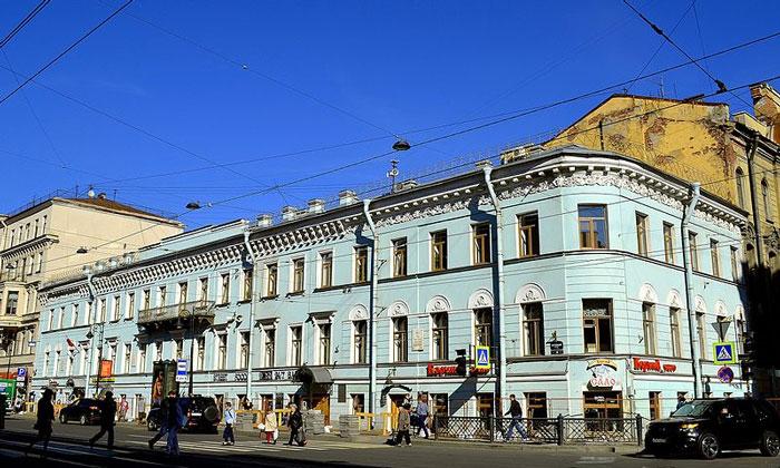 Литейный проспект (дом 36) в Санкт-Петербурге