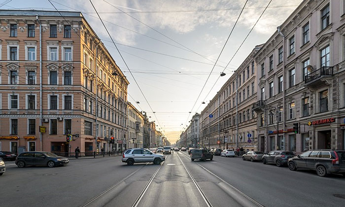 Литейный проспект Санкт-Петербурга
