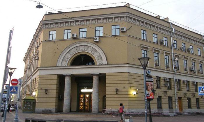 Станция метро «Владимирская» в Санкт-Петербурге