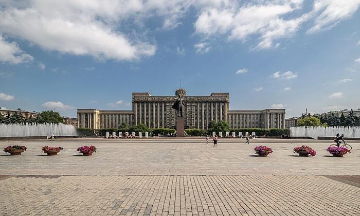 Московская площадь в Санкт-Петербурге