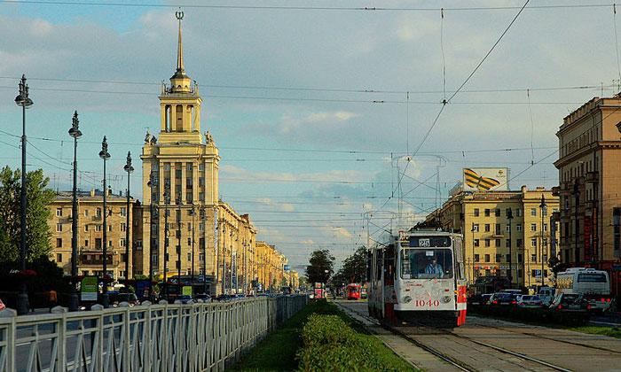 Московский проспект Санкт-Петербурга