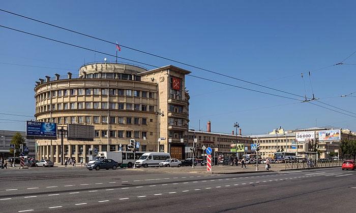 Московский райсовет в Санкт-Петербурге
