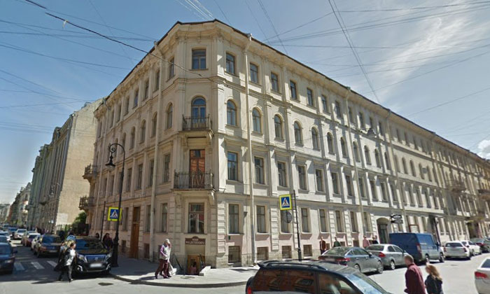 Музей Достоевского в Санкт-Петербурге