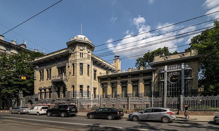 Музей политической истории России в Санкт-Петербургк