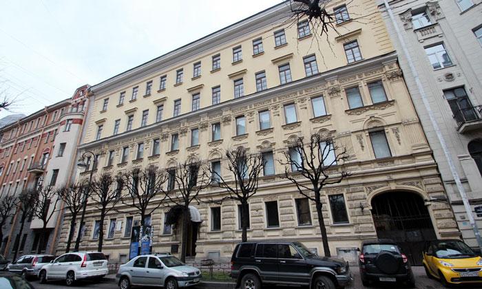 Музей-квартира Шаляпина в Санкт-Петербурге